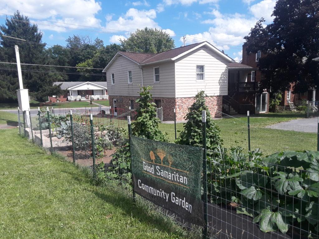 Good Samaritan Community Garden