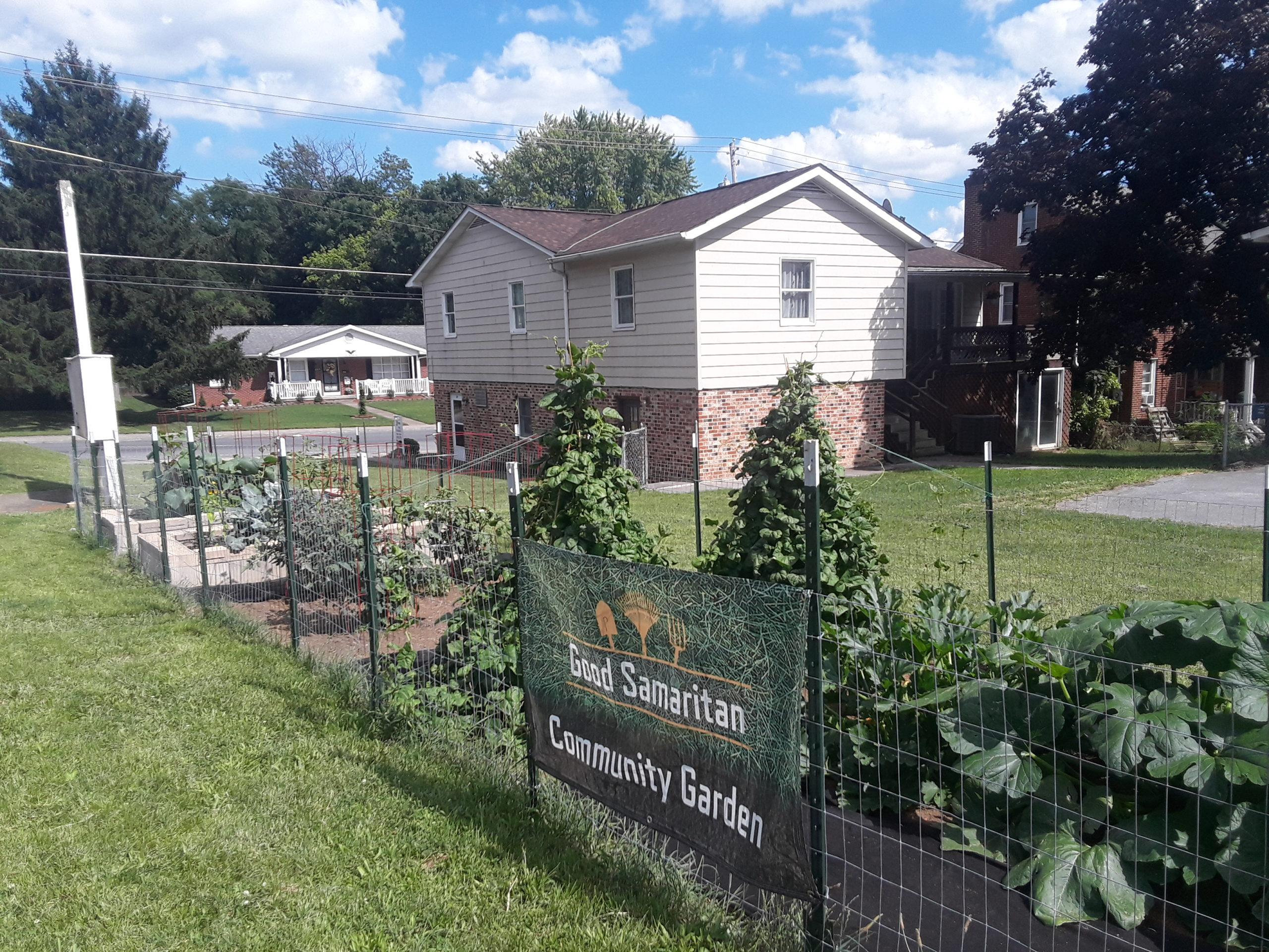 Good Samaritan Community Garden
